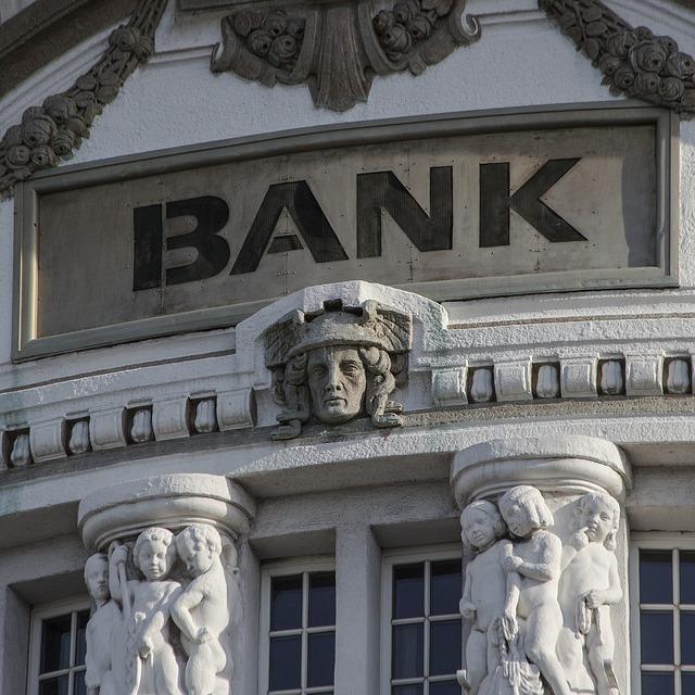 Gmach główny banku